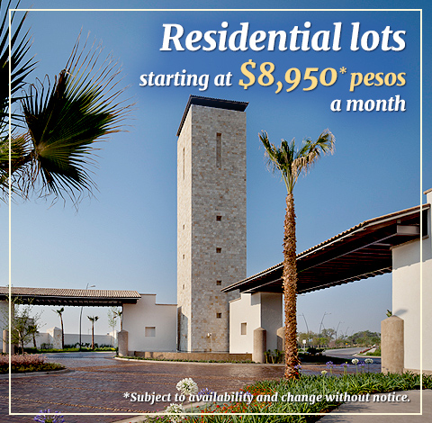 El Mayorazgo Residencial in Leon - Homes and residential lots for sale in Leon, Guanajuato